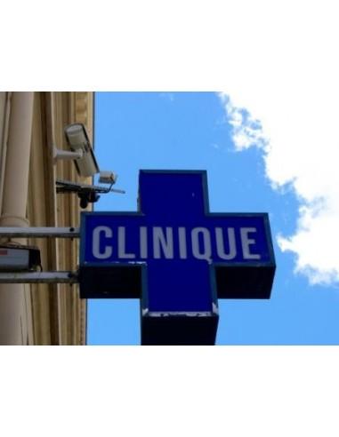 Base adresses emails des cliniques polycliniques France pour prospection BtoB
