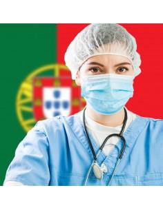 Pack emails santé médecins Portugal