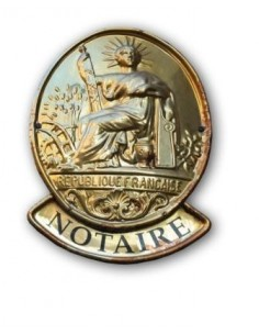 Notaires Fichier email France