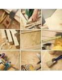 Menuiserie bois métallique aluminium PVC