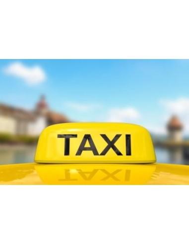 Fichier emails et adresses des compagnies de taxis