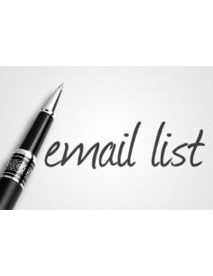 Achat du fichier emails entreprises du dép. 60 Oise